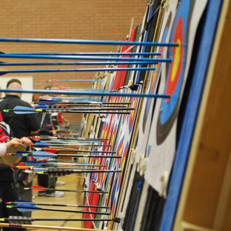 Loreburn Archers Indoor Shoot 2012